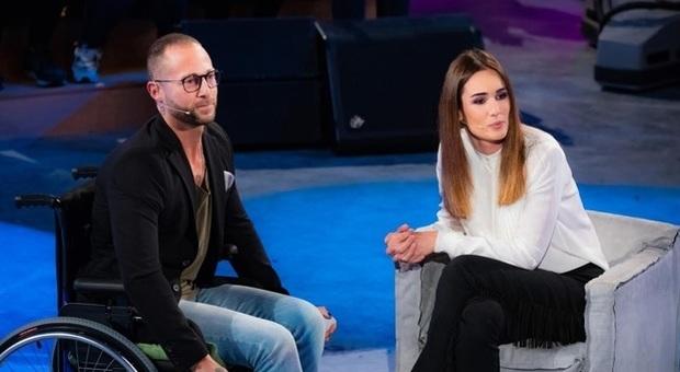 Verissimo speciale Amici18, parla l'ex ballerino Ivan Cottini: «mi sono addormentato invincibile e mi sono risvegliato fragile e piccolo così»