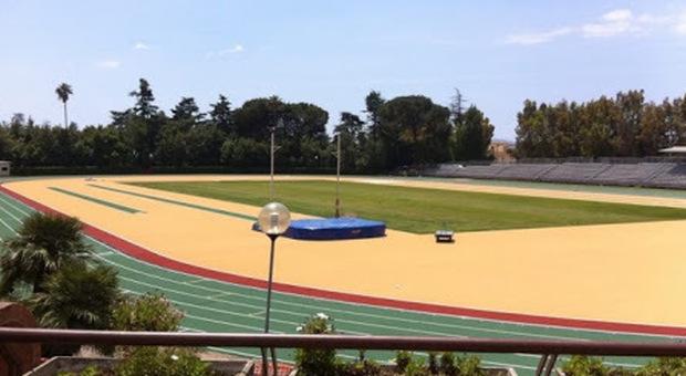Il Centro di preparazione olimpica di Formia