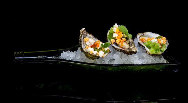 Ostrica, granita di cetriolo, n duja e feta : la ricetta afrodisiaca dell'estate