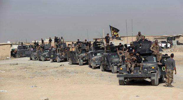 Iraq, via all'offensiva anti-Isis a Mosul