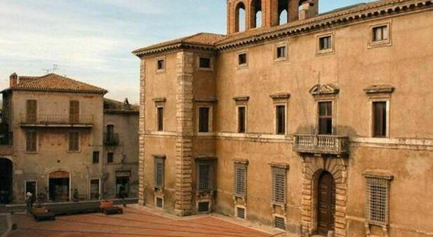 Palazzo Cesi ad Acquasparta