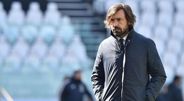 Superlega, Pirlo: «Ora pensiamo solo alla Champions. Agnelli? L'ho visto sereno»