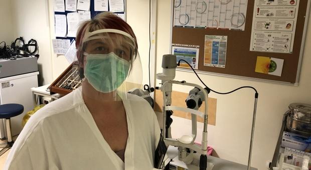 Coronavirus, stampate in 3 D le visiere per gli ospedali di Perugia e Foligno