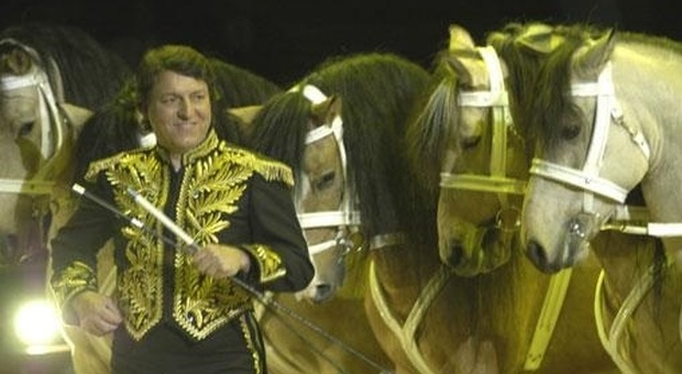 Circo, l'allarme di Flavio Togni: «Situazione gravissima, gli animali rischiano di morire di fame»