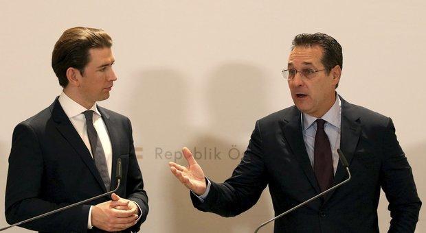 Lo scandalo Strache spacca la destra austriaca