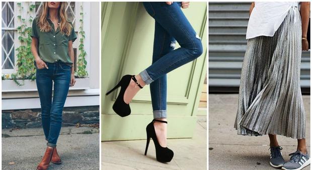 Tendenze fuori moda, moda, fuori ecco le 5 cose da non indossare più 55c185