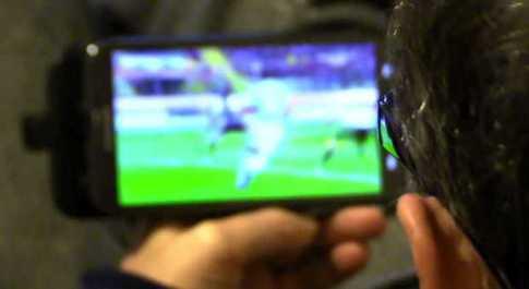 Serie A, oscurati 15 siti che trasmettevano partite illegalmente