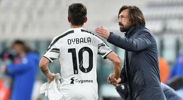 Juve, Pirlo: «Con il Genoa voglio vedere lo spirito visto contro il Napoli. Dybala titolare? E' presto»