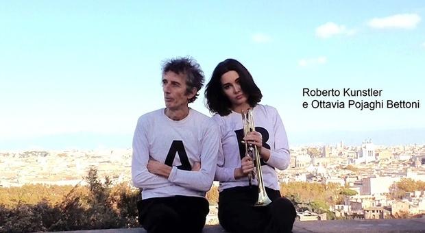 Roberto Kunstler e Ottavia Pojaghi Bettoni