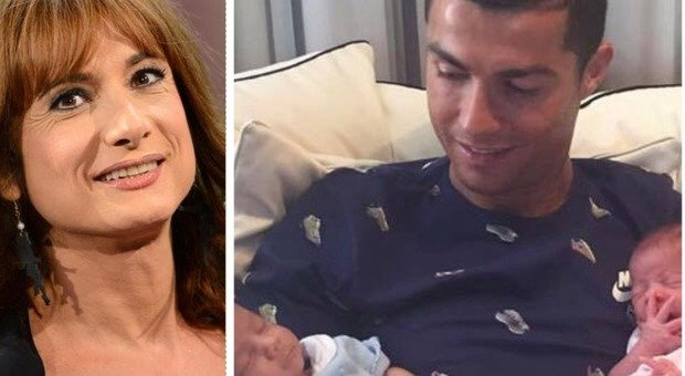 La stoccata di Luxuria sui figli di Ronaldo: «Consiglio ai gay la carriera del calcio...»