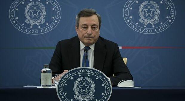 Pil, Draghi: nel 2021 probabile una crescita più sostenuta rispetto alle previsioni