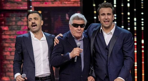 Aleandro Baldi, Pio e Amedeo: «Gli hanno messo il bavaglio, non è giusto»