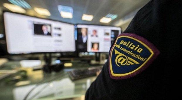 Polizia postale, avviate 8 indagini nel Reatino per i reati commessi sul web
