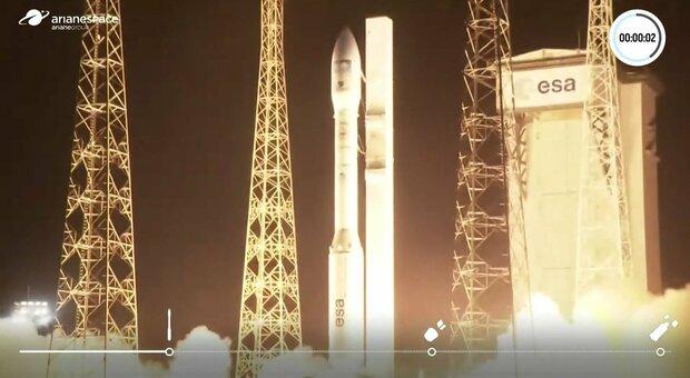 Vega riparte, un successo la missione 18: portati in orbita 6 satelliti, Avio brinda a Colleferro Video Foto