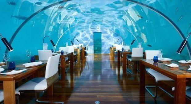 Da Dubai alle Maldive: i ristoranti subacquei più incredibili del mondo