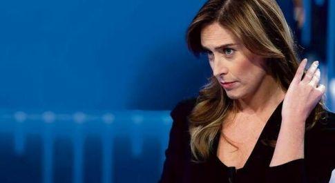 Maria Elena Boschi a Verissimo: «Vorrei dei figli con Giulio Berruti. Il matrimonio? Vedremo»