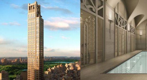 e 39 l appartamento pi costoso di new york ancora non