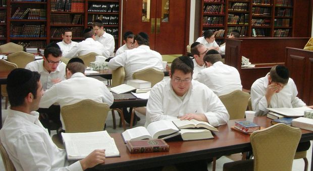 Studenti di Talmud