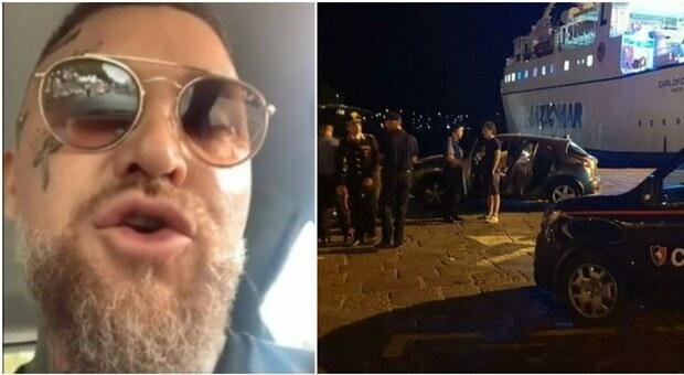 """Intervengono per sedare una lite, carabinieri aggrediti a Ponza da """"Er brasiliano"""""""