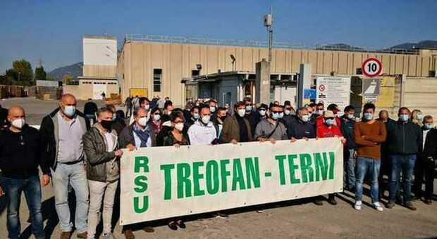 Crisi Treofan, i sindacati nazionali: «Nel Pnrr presupposti di rilancio»
