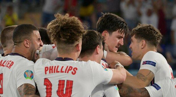 Diretta Ucraina-Inghilterra 0-4