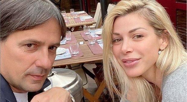 Covid, lady Inzaghi ricoverata allo Spallanzani: «Ho avuto paura»