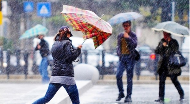 Meteo, continua l'allerta sul Lazio: prolungata di 24 ore
