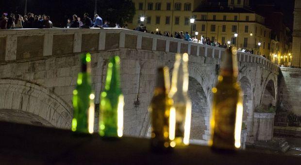 Vacanze da sballo per stranieri il Roma-tour tra droga e alcol