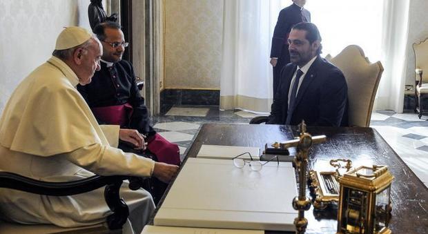 Papa Francesco rifiuta l'ambascatore libanese designato: è un massone