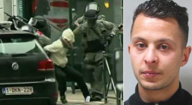 Bruxelles, catturato Salah Abdeslam: il terrorista ferito nel blitz