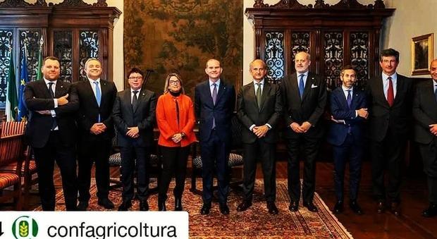 Marco Caprai confermato nella Giunta nazionale di Confagricoltura
