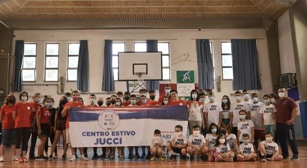 Inaugurato allo Jucci il centro estivo: un progetto innovativo