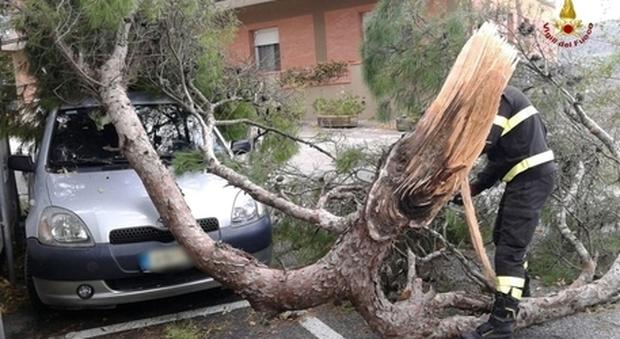 Nuova allerta maltempo, Protezione civile: «Venti molto forti e mare con onde di 7 metri»