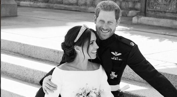 «Ecco perché Harry e Meghan ridevano così», la confessione del fotografo del Royal Wedding