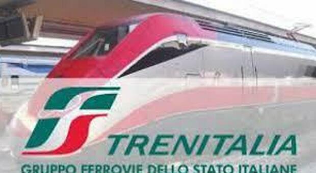 Il logo Trenitalia