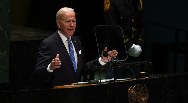 Biden all'Onu: «Un'era di pace, nessuno vuole un'altra guerra fredda»