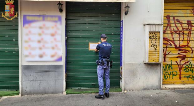 San Lorenzo, chiuso locale: vendeva alcol dopo le 18