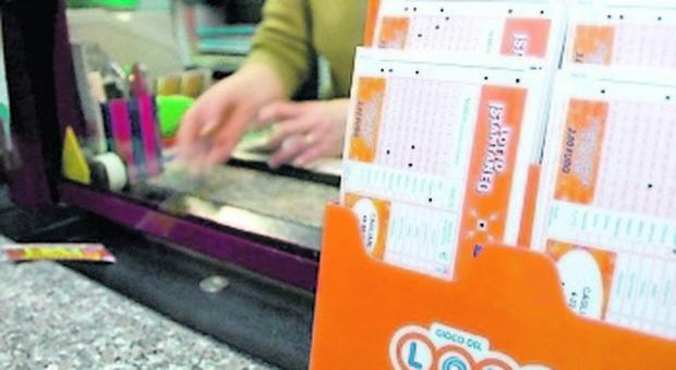 Il sindaco di San Venanzo contro la decisione del Governo «Lotto e superenalotto vietati»
