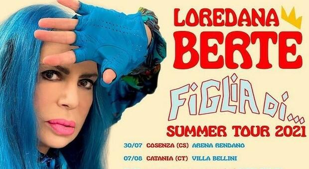 Loredana Bertè sarà operata, slitta il tour estivo: «Le serve riposo assoluto»