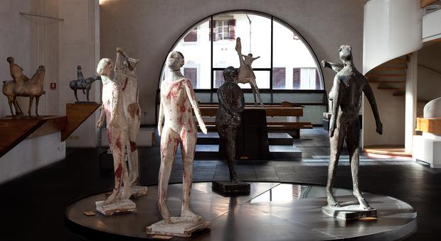 """Gita scolastica"" il 15 aprile in diretta online dal Museo Marino Marini di Firenze: 9.500 partecipanti da 260 città italiane"
