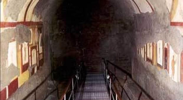 Sotto l'ambasciata Usa individuato uno dei primi graffiti cristiani ai tempi delle persecuzioni romane
