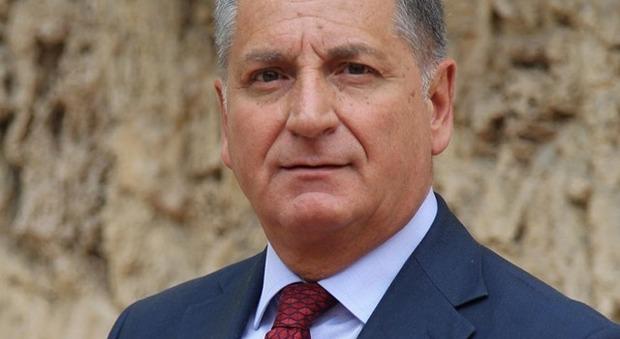 Giampiero Lattanzi, sindaco di Guardea