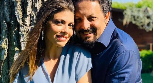 Enrico Brignano e Flora Canto (Instagram)