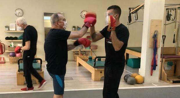 Il Parkinson va ko con gli allenamenti di boxe