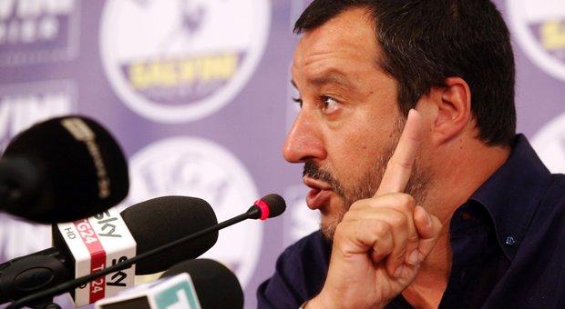 salvini: no a premier tecnico, governo con m5s fino a dicembre per riforma elettorale e blocco aumento iva