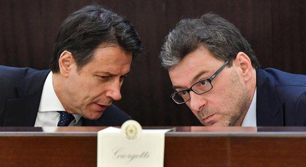 Crisi di governo, Giorgetti attacca Conte: «Vuole rottura traumatica»