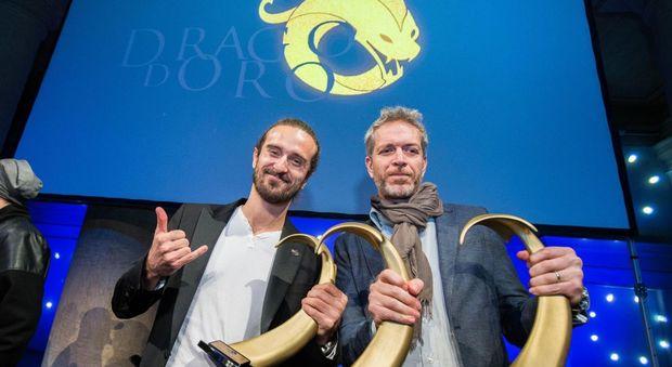 Drago d 39 oro the witcher 3 trionfa agli oscar italiani for Tutti i premi oscar