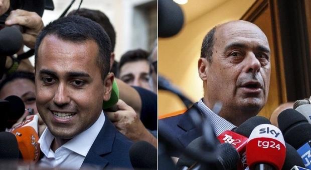 Elezioni Umbria, Zingaretti apre all'alleanza con M5S. Salvini: vinceremo noi