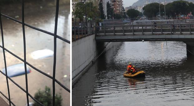 Bomba d'acqua a Palermo, giallo dispersi: case evacuate, Procura valuta apertura indagine