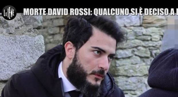 Death of David Rossi, prosecutor to the house of the